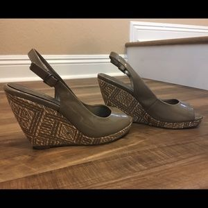 Sam & Libby Wedge Sandals